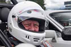 Mike Granat -  Morgan +4 in Group 2 - Historic Mid Bore at the 2018 SOVREN Pacific Northwest Historics run at Pacific Raceways
