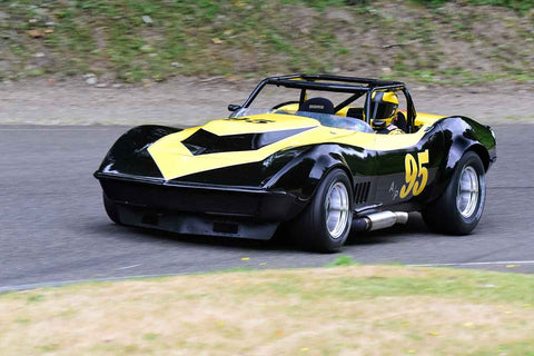 Eric Dolson - 1969 Chevrolet Corvette ZL1 in Group 3 - Historic Large Bore at the 2018 SOVREN Pacific Northwest Historics run at Pacific Raceways