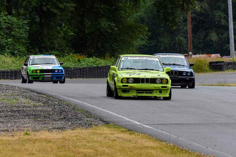Corey Peters - 1989 BMW 325i in Group 3 - Historic Large Bore at the 2018 SOVREN Pacific Northwest Historics run at Pacific Raceways
