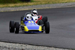 Richard Roberts - 1981 Crossle 45F in Group 4 - Formula Ford at the 2018 SOVREN Pacific Northwest Historics run at Pacific Raceways