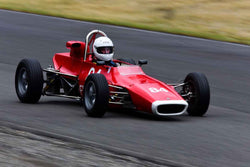 James Lanning - 1971 FF in Group 4 - Formula Ford at the 2018 SOVREN Pacific Northwest Historics run at Pacific Raceways