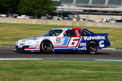 Tim Rubright - 1997 Ford Thunderbird in Group 10/12A -  at the 2018 SVRA Brickyard Vintage Racing Invitational run at Indianapolis Motor Speedway
