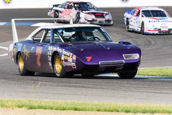 Doug Schultz - 1969 Dodge Daytona in Group 10/12A -  at the 2018 SVRA Brickyard Vintage Racing Invitational run at Indianapolis Motor Speedway