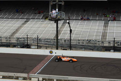 Bruce Hamilton - 1970 Brabham BT 36 in Group 2 - Formula Cars at the 2018 SVRA Brickyard Vintage Racing Invitational run at Indianapolis Motor Speedway