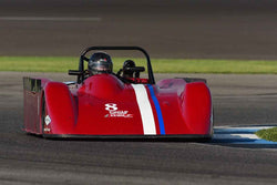 Curt Leaverton - 2004 Carbir CS2 in Group 5/7/11 at the 2018 SVRA Brickyard Vintage Racing Invitational run at Indianapolis Motor Speedway