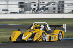 Paul Read - 2012 Radical SR8 in Group 5/7/11 at the 2018 SVRA Brickyard Vintage Racing Invitational run at Indianapolis Motor Speedway