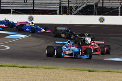Group 9 - Formula Cars at the 2018 SVRA Brickyard Vintage Racing Invitational run at Indianapolis Motor Speedway