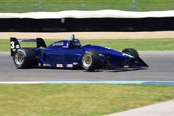 Mark Sherwood - 1995 Ralt RT41 in Group 9 - Formula Cars at the 2018 SVRA Brickyard Vintage Racing Invitational run at Indianapolis Motor Speedway
