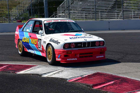 Steve Walker - BMW E30 M3 EVO 3 - Group 6, 10, 12A at the 2018 SVRA Portland Vintage Racing Festival  run at Portland International Raceway