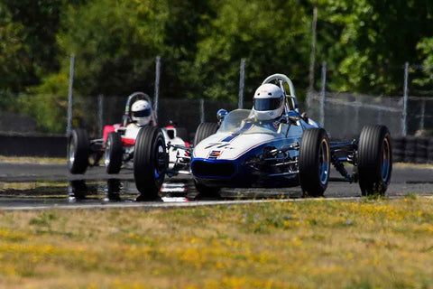 Tom Linton - 1969 Winkelman WD F1 - Group 2 at the 2018 SVRA Portland Vintage Racing Festival  run at Portland International Raceway