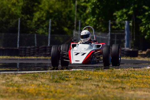 John Allen - 1972 Royale RP16 - Group 2 at the 2018 SVRA Portland Vintage Racing Festival  run at Portland International Raceway