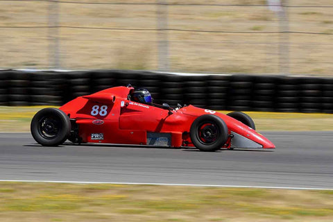 Jim Edmonds - 1994 Van Diemen RF94 - Group 2 at the 2018 SVRA Portland Vintage Racing Festival  run at Portland International Raceway