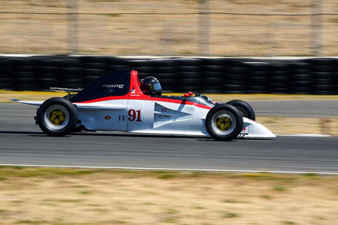 Don Stern - 1985 Swift FF - Group 2 at the 2018 SVRA Portland Vintage Racing Festival  run at Portland International Raceway