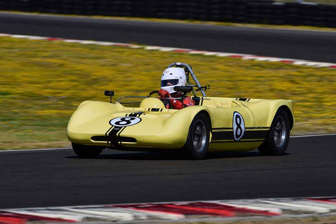 Karl Krause - 1967 Beach Mk4B-II - Groups 5A, 7, 9, 11 at the 2018 SVRA Portland Vintage Racing Festival  run at Portland International Raceway