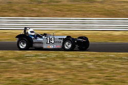 Don Crawford -  Haggisped Clubman - Groups 8, 12B at the 2018 SVRA Portland Vintage Racing Festival  run at Portland International Raceway