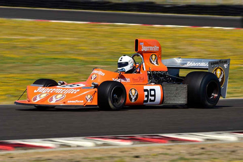 Martin Lauber - 1974 March 741 - Masters Historic Formula One at the 2018 SVRA Portland Vintage Racing Festival  run at Portland International Raceway