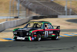 Steve Walker - 1973 BMW CSL in Group 12/13 - 1970-79 IMSA GT Cars & 1982-91 Historic IMSA GTO/SCCA Trans Am Cars  at the 2018 SVRA Sonoma Historic Motorsports Festival run at Sonoma Raceway