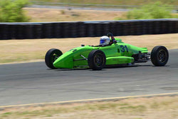 Michael Racy - 2006 Van Dieman RF06 in Group 4 - Open Wheel Cars – 1600cc Twin Cam or less at the 2018 SVRA Sonoma Historic Motorsports Festival run at Sonoma Raceway