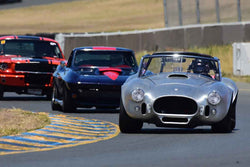 Ken Sutherland - 1965 Shelby Cobra in Group 6 - 1956-72 Production & GT Cars over 2000cc at the 2018 SVRA Sonoma Historic Motorsports Festival run at Sonoma Raceway