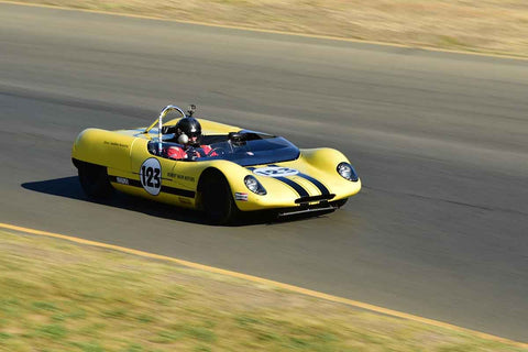 Jonathan Rosenthal - 1966 Lotus 23C in Group 7 - 1959-65 Sports Racing & 1964-70 FIA Cars at the 2018 SVRA Sonoma Historic Motorsports Festival run at Sonoma Raceway