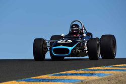 Bill Blake - 19968 Lola T140 in Group 8 - Open Wheel Cars – greater than 1600cc Twin Cam  at the 2018 SVRA Sonoma Historic Motorsports Festival run at Sonoma Raceway