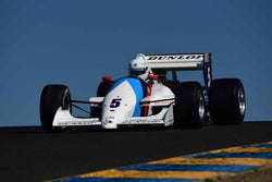 Jerry Kehoe - 1987 March 87B  in Group 8 - Open Wheel Cars – greater than 1600cc Twin Cam  at the 2018 SVRA Sonoma Historic Motorsports Festival run at Sonoma Raceway