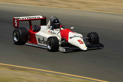 Sean Allen - 1986 Ralt RT4 in Group 8 - Open Wheel Cars – greater than 1600cc Twin Cam  at the 2018 SVRA Sonoma Historic Motorsports Festival run at Sonoma Raceway