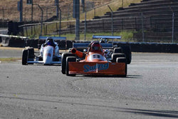 David Alvarado - 1976 March 76B in Group 8 - Open Wheel Cars – greater than 1600cc Twin Cam  at the 2018 SVRA Sonoma Historic Motorsports Festival run at Sonoma Raceway