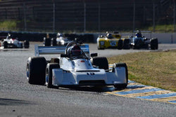 Art Hebert - 1977 Chevron B39 in Group 8 - Open Wheel Cars – greater than 1600cc Twin Cam  at the 2018 SVRA Sonoma Historic Motorsports Festival run at Sonoma Raceway