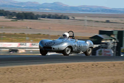 Paul Adams - 1956 Elva Mk 2 in Group 1 Sports and GT Cars as raced prior to 1963 & Formula Vee at the 2019 CSRG Charity Challenge run at Sears Point Raceway