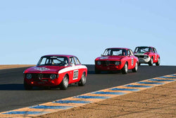 Group 2 Small Displacement Production Sports Cars through 1972 at the 2019 CSRG Charity Challenge run at Sears Point Raceway