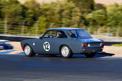 Scott Mercer - Alfa Romeo in Group 2 Small Displacement Production Sports Cars through 1972 at the 2019 CSRG Charity Challenge run at Sears Point Raceway