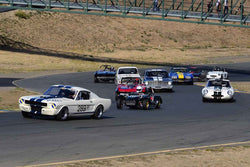 Group 3 Large Displacement Production Sports Cars through 1972 at the 2019 CSRG Charity Challenge run at Sears Point Raceway