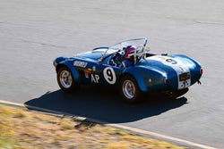 John Goodman - 1964 Ford COBRA in Group 3 Large Displacement Production Sports Cars through 1972 at the 2019 CSRG Charity Challenge run at Sears Point Raceway