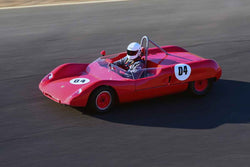 Duke Zander - 1962 Lotus 23 in Group 4 USRRC Under & Over 2.0L Sports Racers through 1967 at the 2019 CSRG Charity Challenge run at Sears Point Raceway