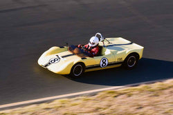 Karl Krause - 1967 Beach Mk4B-II in Group 4 USRRC Under & Over 2.0L Sports Racers through 1967 at the 2019 CSRG Charity Challenge run at Sears Point Raceway