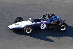 Andrew Warburton - 1971 Caldwell D9-B in Group 6 Formula Ford