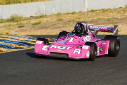 Martin Lauber - 1977 Chevron B39 in Group 7 F5000, Formula Atlantic & FIA Group 6 & 7 (Can-Am) cars at the 2019 CSRG Charity Challenge run at Sears Point Raceway