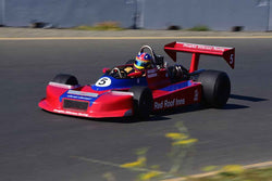 Steve Romak - 1980 March 80A FA in Group 7 F5000, Formula Atlantic & FIA Group 6 & 7 (Can-Am) cars at the 2019 CSRG Charity Challenge run at Sears Point Raceway