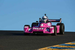 Laurent Parmentier - 1977 Chevron B39 in Group 7 F5000, Formula Atlantic & FIA Group 6 & 7 (Can-Am) cars at the 2019 CSRG Charity Challenge run at Sears Point Raceway