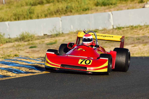 Danny Baker - 1979 Ralt RT1 Formula Atl in Group 7 F5000, Formula Atlantic & FIA Group 6 & 7 (Can-Am) cars at the 2019 CSRG Charity Challenge run at Sears Point Raceway