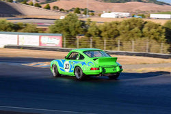 Alan Friedman - 1973 Porsche 911 RSR in Group 8 SCCA Trans-Am, A-Sedans, ISA GTU& GTO cars at the 2019 CSRG Charity Challenge run at Sears Point Raceway