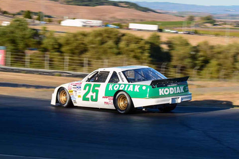 Mac McGarry - 1989 Chevrolet Lumina in Group 8 SCCA Trans-Am, A-Sedans, ISA GTU& GTO cars at the 2019 CSRG Charity Challenge run at Sears Point Raceway