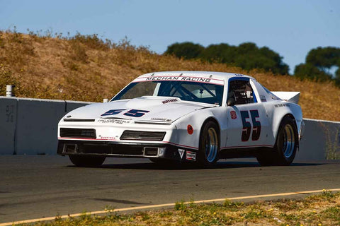 David Doyal - 1982 Pontiac Trans Am in Group 8 SCCA Trans-Am, A-Sedans, ISA GTU& GTO cars at the 2019 CSRG Charity Challenge run at Sears Point Raceway