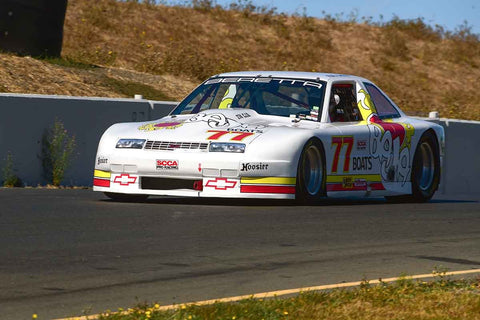 Nick De Vitis - 1988 Chevrolet Beretta IMSA/ TA in Group 8 SCCA Trans-Am, A-Sedans, ISA GTU& GTO cars at the 2019 CSRG Charity Challenge run at Sears Point Raceway