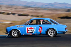 Shelly Zide -  Alfa Romeo TA-GTV in Group 9 SCCA Trans-Am, A-Sedans, ISA GTU& GTO cars at the 2019 CSRG Charity Challenge run at Sears Point Raceway
