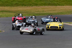 Group 1 Sports and GT Cars as raced prior to 1963 & Fromula Vee at the 2019 CSRG David Love MemoriaL run at Sonoma Raceway/Sears Point