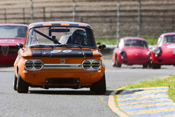 Steve Walker - 1971 NSU 1200 TT in Group 2Small Displacement Production Sports Cars through 1972 at the 2019 CSRG David Love MemoriaL run at Sonoma Raceway/Sears Point