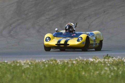 Jonathan Rosenthal - 1966 Lotus 23C in Group 4 Small Displacement Sports Racing Cars through 1967 & USRRC Racing Cars at the 2019 CSRG David Love MemoriaL run at Sonoma Raceway/Sears Point
