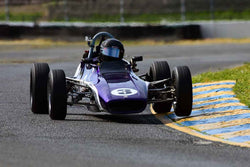 Ron Bonham -  Ford Titan Mark 6 19 in Group 5 Formula Ford & Formula Junior open wheel cars at the 2019 CSRG David Love MemoriaL run at Sonoma Raceway/Sears Point